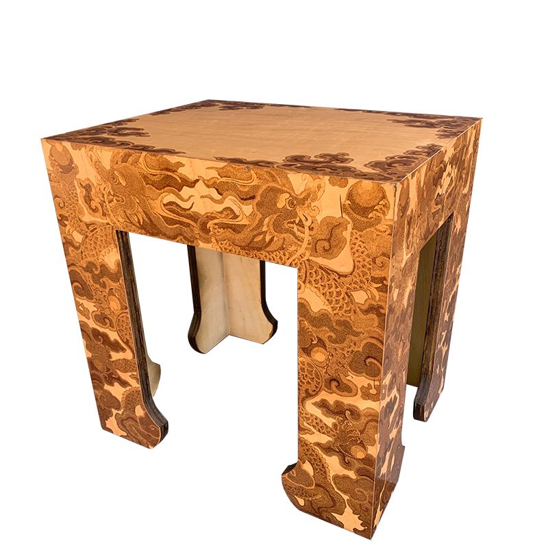 SL Sepia Bunching Table