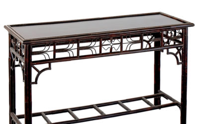 CAN Console Table