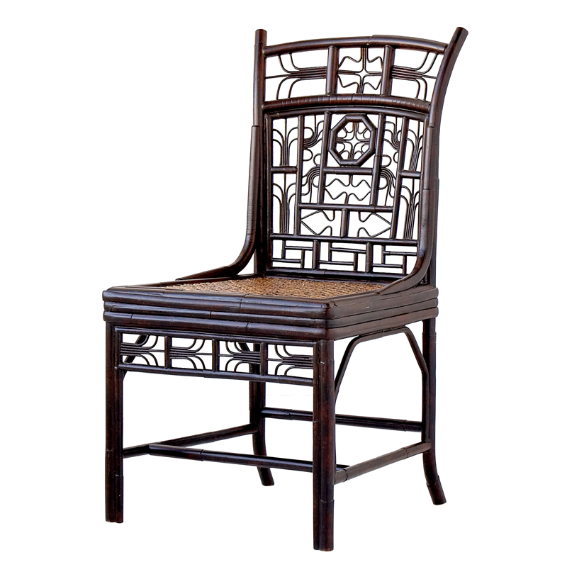 CAN Mandarin Sidechair