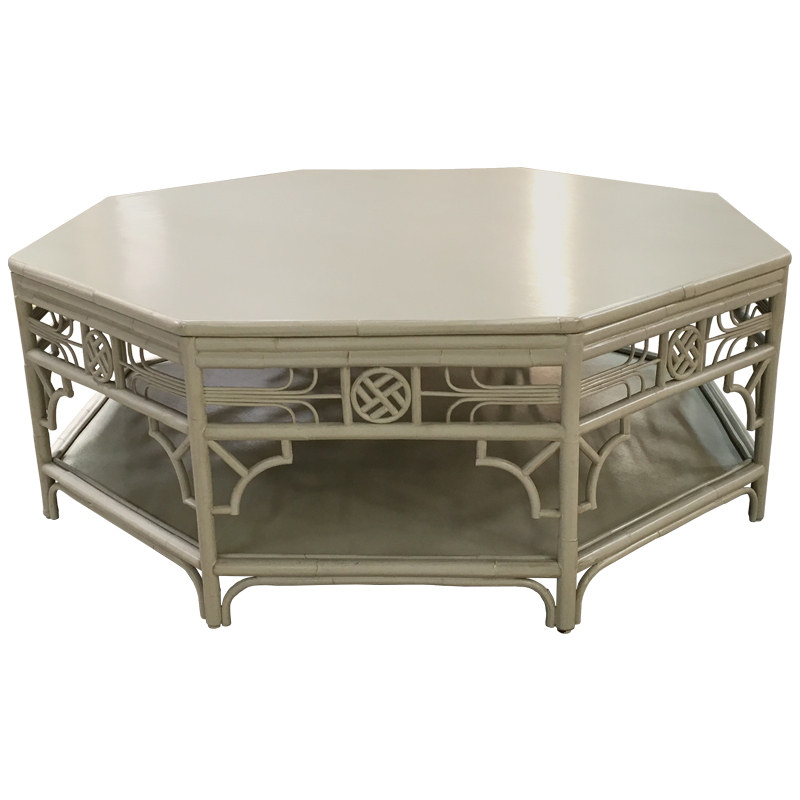 CAN Octagonal Cocktail Table
