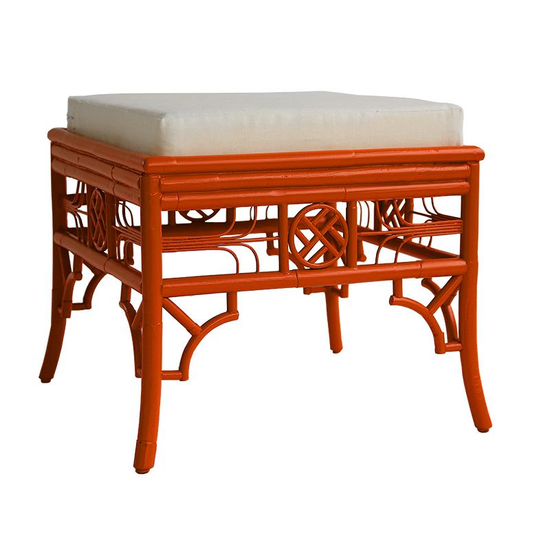 CAN Ottoman w/ Cushion