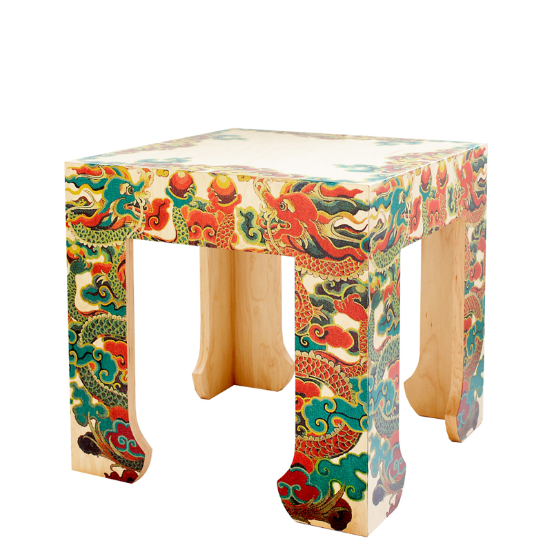 SL Tattooed Bunching Table