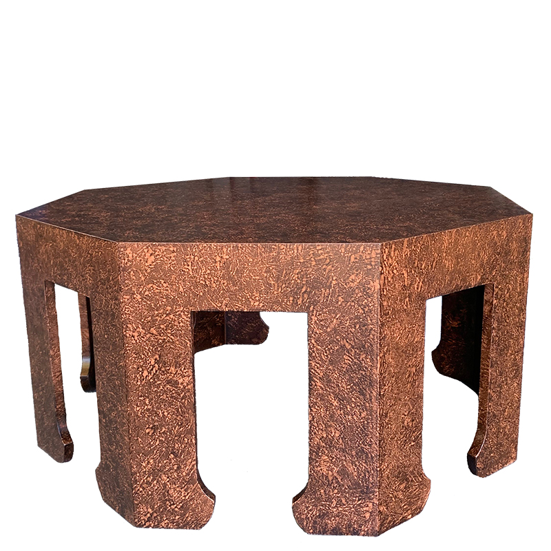 SL Octagonal Cocktail Table