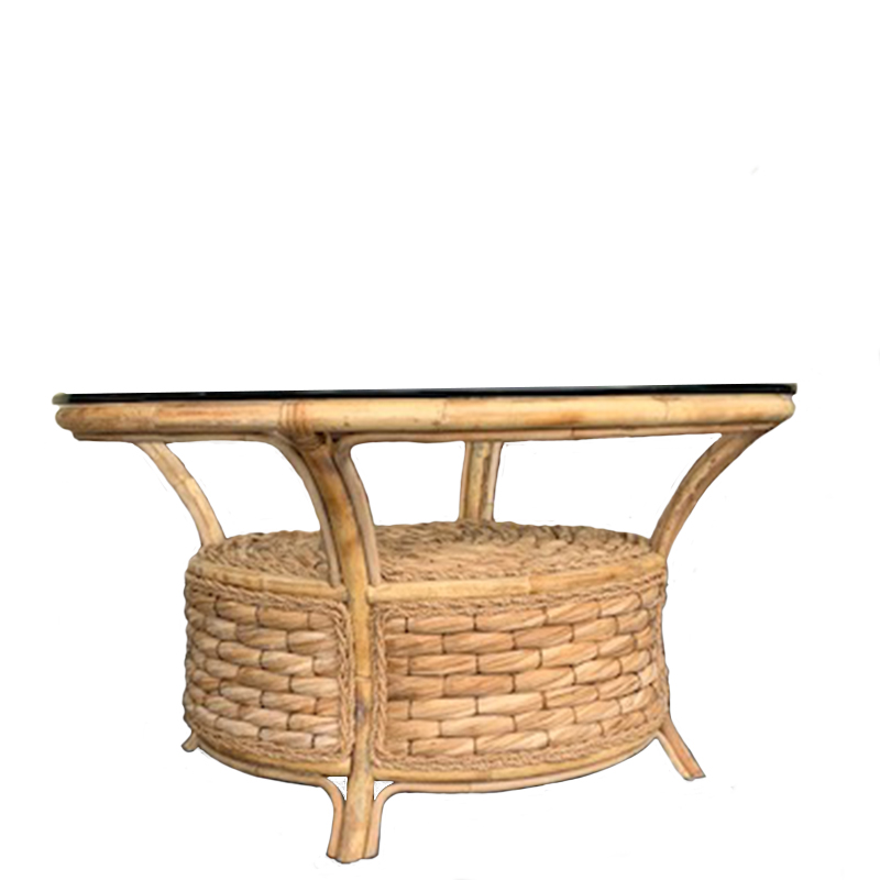 Rope Round Coffee Table