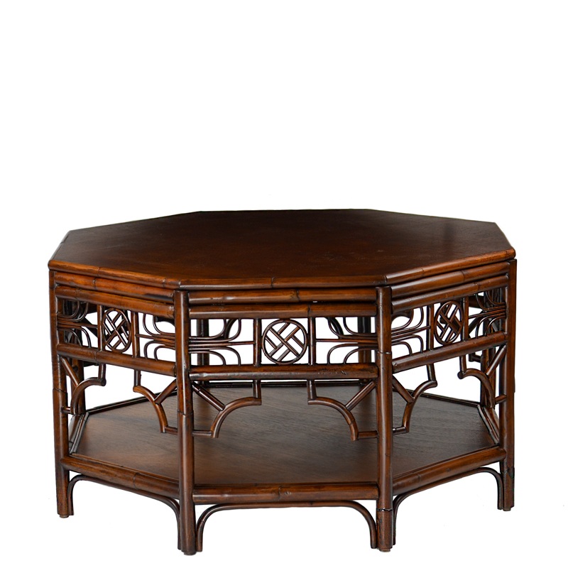 CAN Octagonal Coffee Table