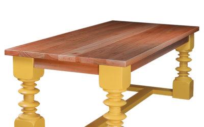 SL Pagoda Farm Table