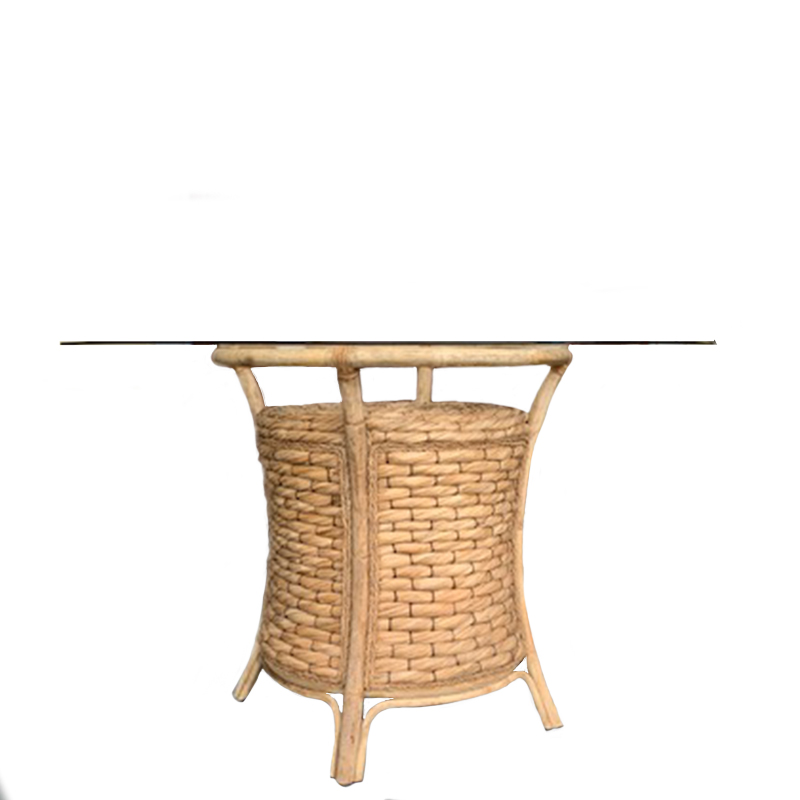 Rope Round Dining Table