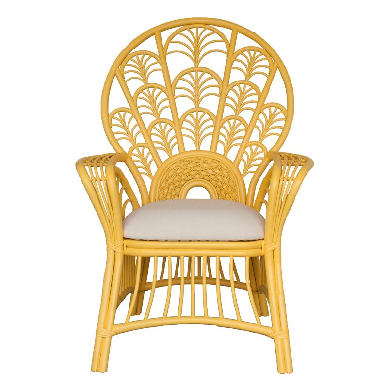 PEA High Back Chair