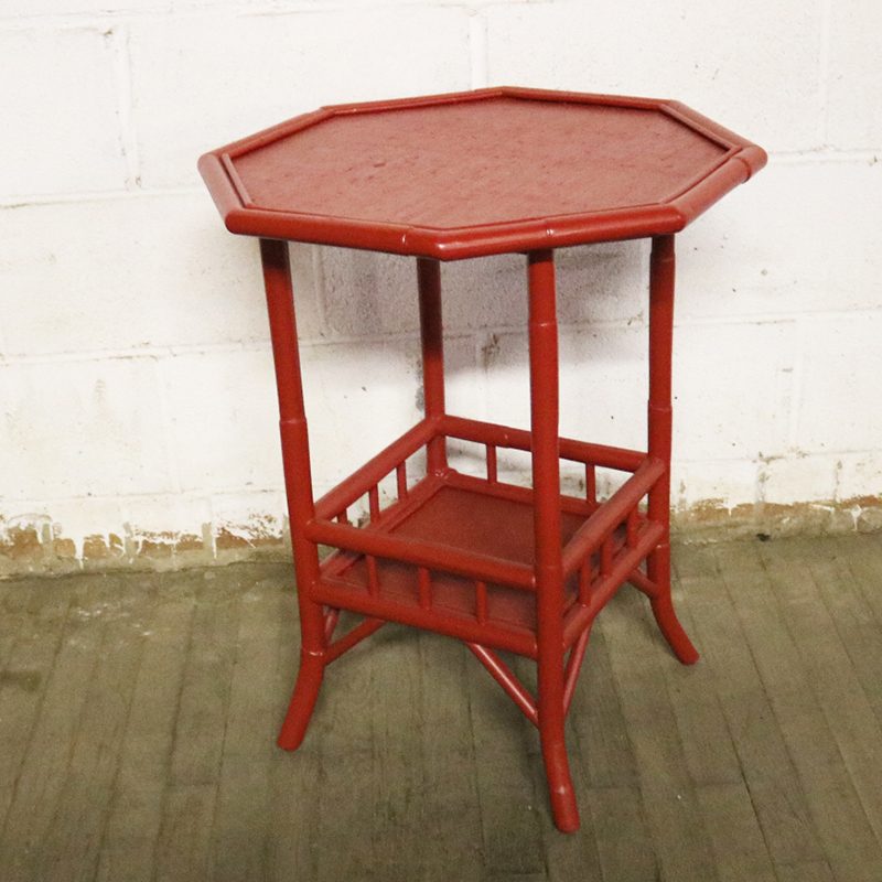 Side Table Octagon